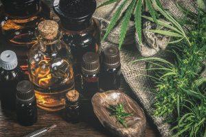 Wybór oleju konopnego CBD